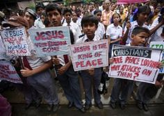 Christians Outraged Over Textbooks in India Calling Jesus Christ a 'Demon'