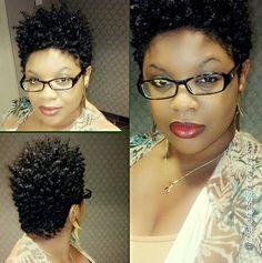 FIERCE NATURAL HAIR