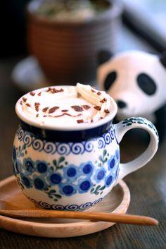 Panda latte