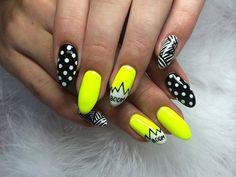 by Joanna Liber Indigo Nails Lab - Find more Inspiration at www.indigo-nails.com #Nail #Nailsart #Mani