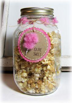 Karen Baker - Pom pom ribbon cotton candy