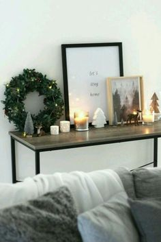 30+ Beautiful Minimalist Home Decoration Inspirations For Winter