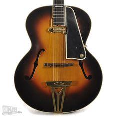 Stromberg G-3 Sunburst 1949 | Chicago Music Exchange