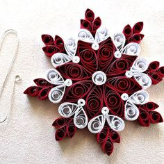 Free Christmas Quilling Patterns - WOW.com - Image Results