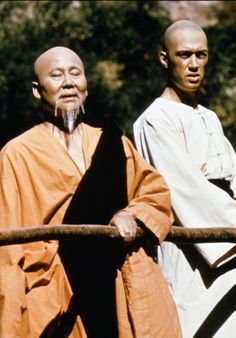 KEYE LUKE.....MASTER PO.....AND DAVID CARRADINE....KUNG FU....