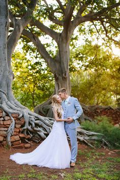Real Bride Monique S Rustic Wedding In South Africa