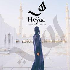 Salam alaikoum, hello, Je n'avais pas posté depuis longtemps, pas faute d'avoir travaillé sur de nombreuses choses mais d'aussi beaux projets prennent du temps pour mûrir, je vous les montrerai une fois qu'elles seront bien abouties inchaAllah. En attendant un petit logo pour une toute nouvelle marque : Heyaa (elle en arabe)....Des vêtements pour la femme musulmane. Il sera en noir et blanc pour garder le côté chic et classe qu'en pensez vous ?  #logodesign #logoconcept #logomakersclub #logoroom Modest Fashion, Instagram, Wedding Dresses, Women, Woman Clothing, Beauty, Bride Dresses, Bridal Gowns