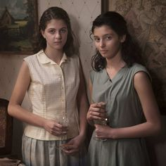 If Neapolitan is the language of Lenù and Lila's imprisoning neighborhood in the HBO adaptaton of Elena Ferrante's My Brilliant Friend, then Italian is the language of social mobility. Elena Ferrante, Best Tv Shows, New Shows, Series Movies, Tv Series, Friends Season, Watch Tv Shows, Role Models, Comedians