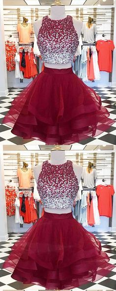burgundy homecoming dresses,two piece homecoming dresses,short prom dress,ombre homecoming dresses, Shop plus-sized prom dresses for curvy figures and plus-size party dresses. Ball gowns for prom in plus sizes and short plus-sized prom dresses for Burgundy Homecoming Dresses, Two Piece Homecoming Dress, Hoco Dresses, Dress Outfits, Quinceanera Dresses, Burgundy Dress, Quince Dresses Burgundy, Dresses For Girls, Party Dresses
