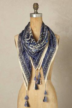 Jaipur Silk Scarf