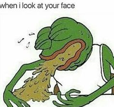 if you find any rare Pepe memes, pls send them to me