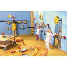 Lern- / Spiele- Wand Verbindungsknoten-Endstück | Wand-Tastgeländer | Wandgestaltung | Möbel &…