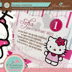 Tarjetas de cumpleaños Kitty