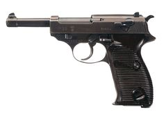 An early wartime Walther ac 41 P.38 pistol
