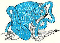 Nathan Motzko, un pequeño ilustrador con una gran personalidad