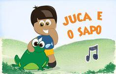 Juca e o Sapo - Clipe Musical Infantil
