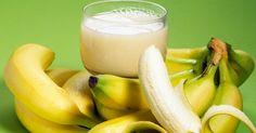 Wundergetränk gegen Schlaflosigkeit: Bananenwasser!