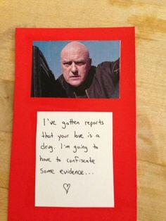 Breaking Bad Valentine's Cards - Imgur