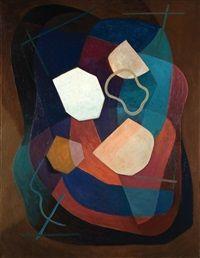 Abstraktní kompozice, 1930