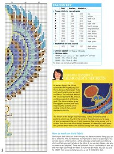 Falcon x-stitch 2 Tiny Cross Stitch, Counted Cross Stitch Patterns, Cross Stitch Designs, Egyptian Crafts, Egyptian Symbols, Cross Stitch Silhouette, Cross Stitch Numbers, Christmas Embroidery Patterns, Square Patterns