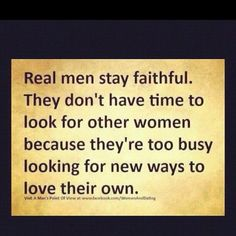 Wow!! A Real Man❤