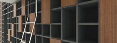 Build it yourself Boekenkast Fab.com