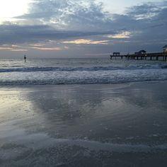 See ya later beach! Missing you already! #workhardplayhard #worktrip