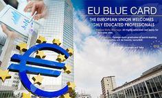 Quer Morar e Trabalhar na Espanha? O cartão azul da UE é uma alternativa para quem tem formação universitária e deseja morar no país europeu. http://morarnaespanha.com/cartao-azul-da-ue/