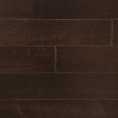 Mango Wood - Midnight  Smooth prefinished hardwood flooring, available now for only $5.21/SF!