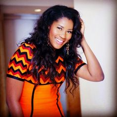 NollyWood Actress Stephanie Linus To Host New Reality Tv Show On DSTV