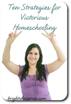 Bright Ideas Press: Victorious Homeschool