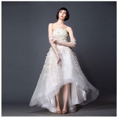 Where To Buy Christian Wedding Gowns In India - ShaadiWish White Wedding Gowns, Designer Wedding Gowns, Elegant Wedding Dress, Trendy Wedding, Wedding Dresses, Christian Wedding Dress, Christian Bride, Bridal Lehenga, Bridal Gowns