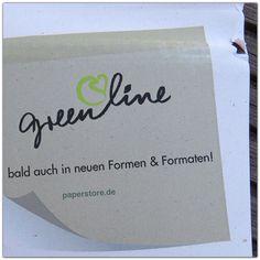 #Artoz #Papier Serie greenline Neuheiten 2015