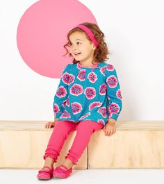 15d1e43a5 28 Best Little Girls Clothing images | Girl clothing, Baby girl ...