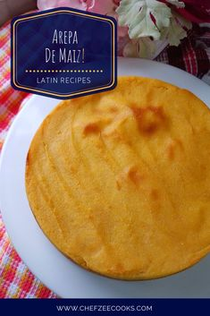 Dominican Arepas are truly one of a kind. They're not like the typical arepas from Venezuela or Colombia. In fact, Dominican Arepas… Dutch Recipes, Cuban Recipes, Amish Recipes, Bread Recipes, Dominican Food, Dominican Recipes, Cornmeal Pudding, No Bake Desserts, Dessert Recipes
