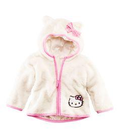 Hello Kitty baby jacket :)