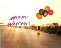 Best weekend to all! #weekend #relax