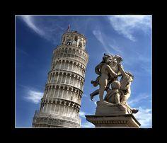 Italy, Pisa by Alexandra Lehmann  Pisa, 2009