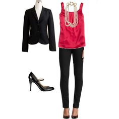 """""""Back to Work"""" by gardekm on Polyvore"""