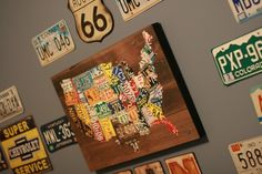 Route 66 {Boy's Room} | The Good Stuff Guide