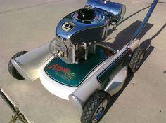 Bobber mower