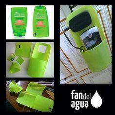 """Ideal para reciclar """")"""