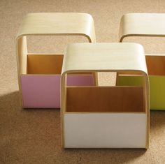 rack - box - stool