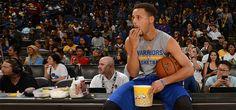 Stephen Curry - Golden State Warriors - New York Knicks - Charlotte Hornets - Kemba Walker -