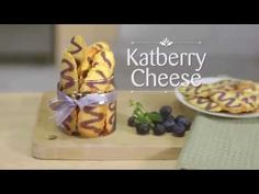 Katberry Cheese | Blue Band Indonesia