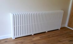 The home of cool bespoke designer radiator covers. The stylish, elegant & intelligent radiator cover solution. T Home, Home Reno, Modern Radiator Cover, Painted Radiator, Designer Radiator, Grand Designs, Wooden Flooring, Real Wood, Radiators
