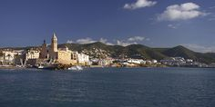 Sitges - Between the Mediterranean and Garraf Park, #Sitges offers 300 days of sunshine a year, 17 beaches, art, culture and cuisine, all just half an hour from #Barcelona #bcnmoltmes #Garraf #beach #culture