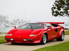 Lamborghini Countach LP 5000 S Quattrovalvole