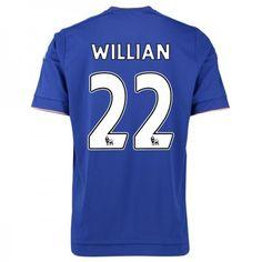 Chelsea Football Shirt Cheap Home WILLIAN Jersey 240334b49d416
