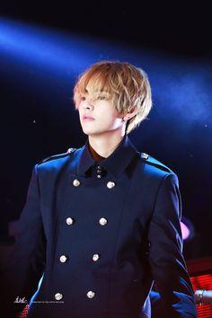 Taehyung at SeoTaiji Concert 170902